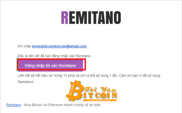 Sign up for a Remitano account.  Photo 3