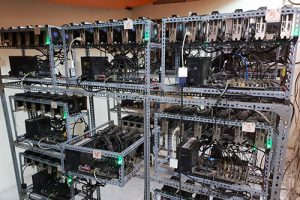 A series of Bitcoin mining facilities in China closed after the country launched a crackdown on cryptocurrencies.  Photo: SCMP.
