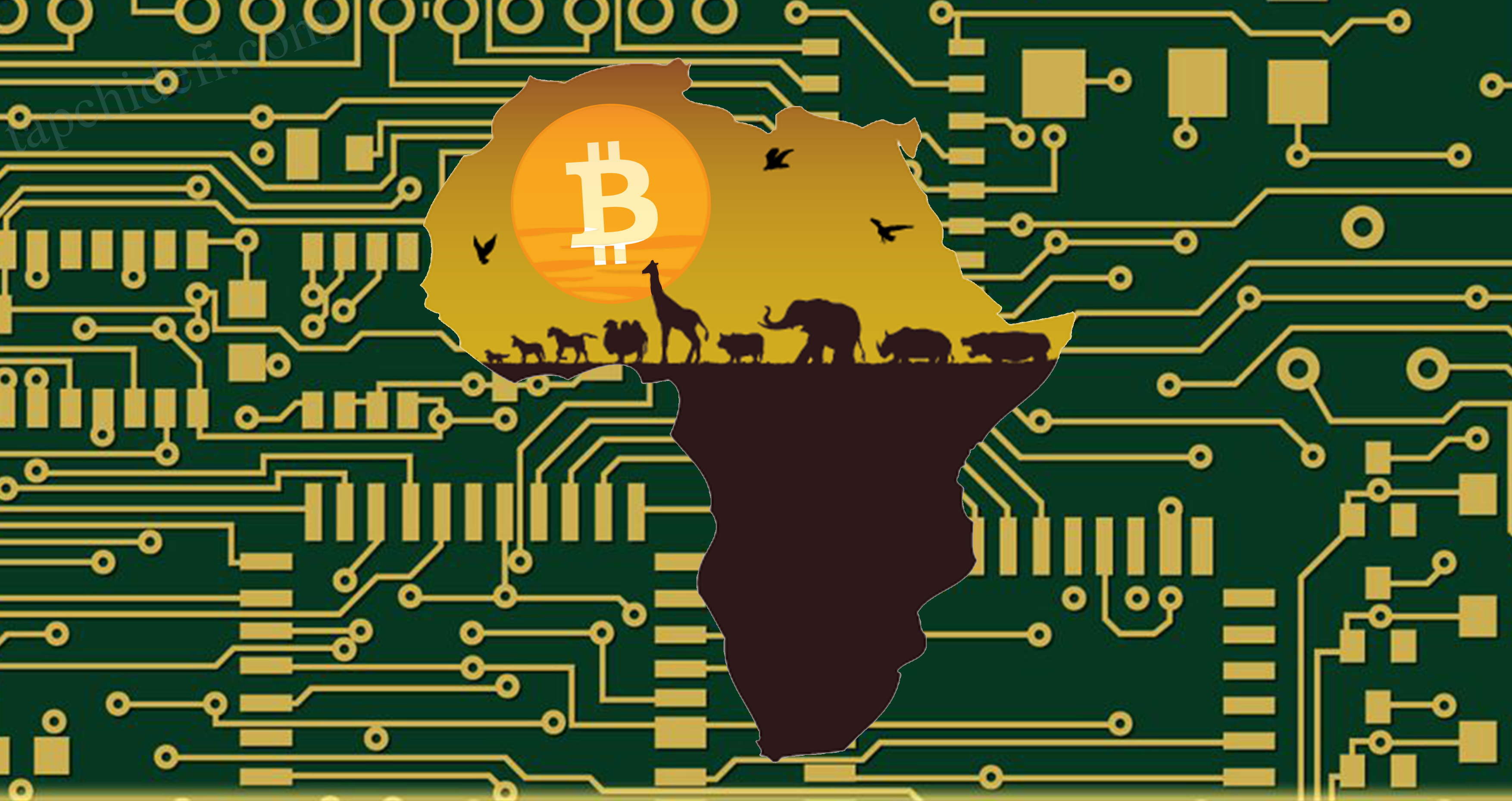 Africa has a chance to join Bitcoin