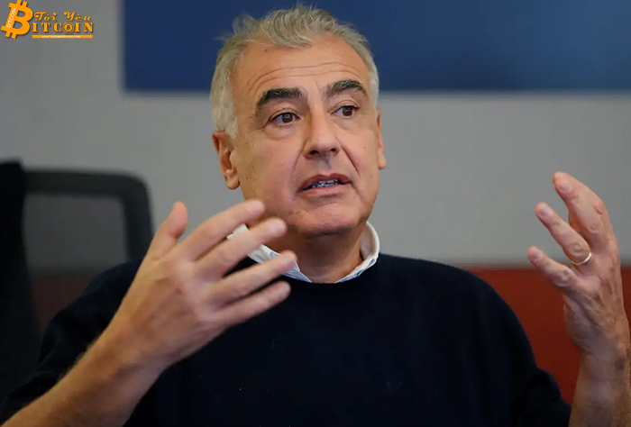"""Billionaire investor Marc Lasry: """"I should have bought more Bitcoins"""""""