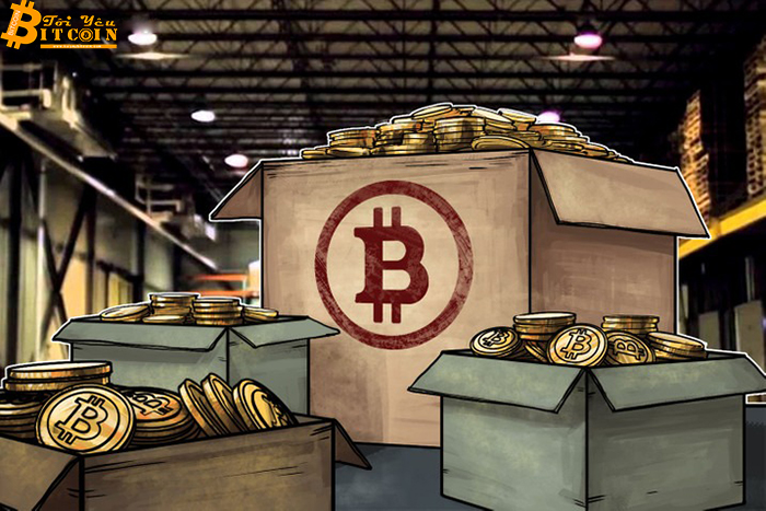 Wallets with less than 1 BTC only account for 5% of Bitcoin's market capitalization