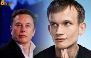 Vitalik Buterin publicly announced his ambition to develop Ethereum with Elon Musk Elon