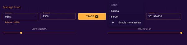 two functions solrise finance