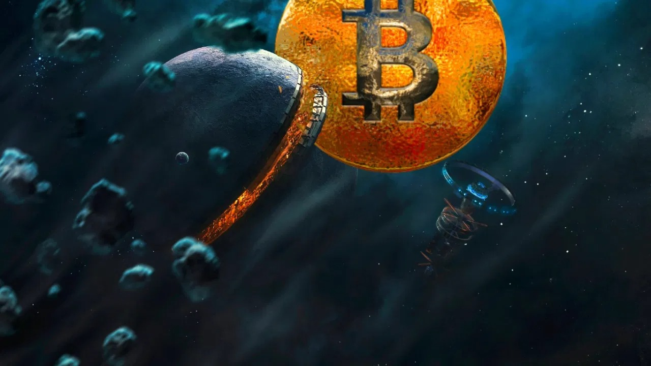 """The """"super giant"""" whale has accumulated more than 90,000 Bitcoins in the past 25 days"""