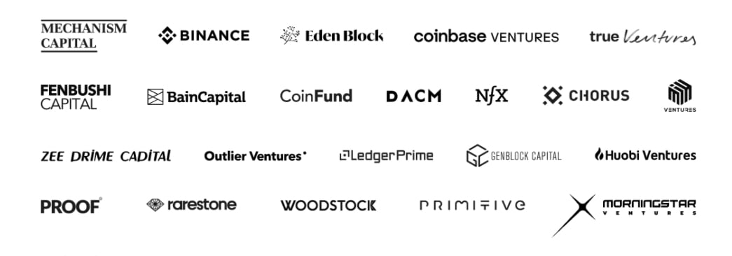 Investor in the Biconomy project