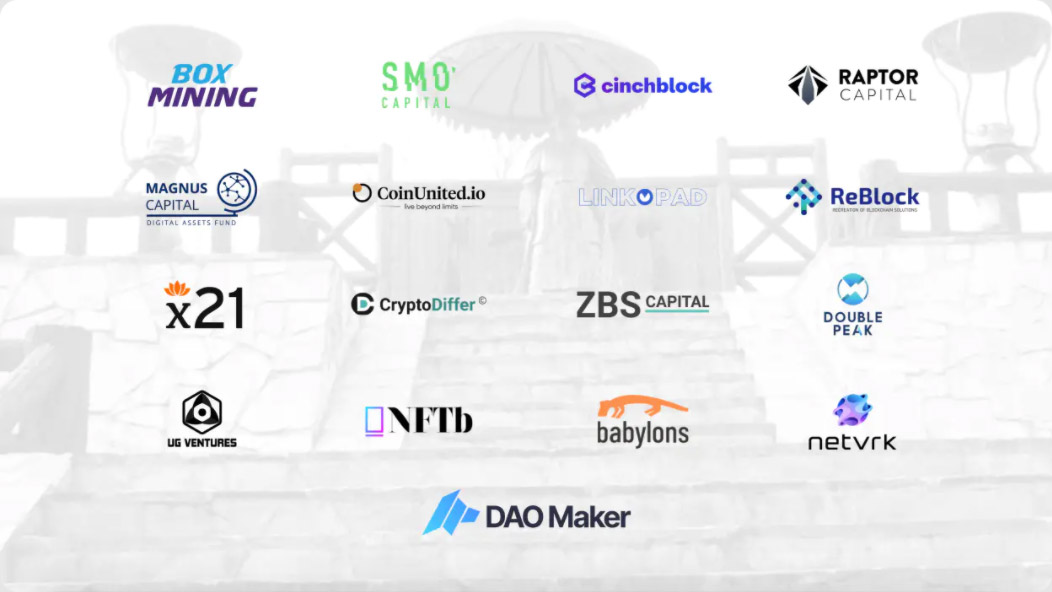 The best partners and investors