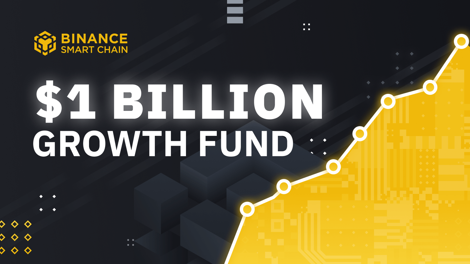 Binance Launches $1 Billion Fund to Drive Smart Chain Adoption and Its Entire Blockchain Industry