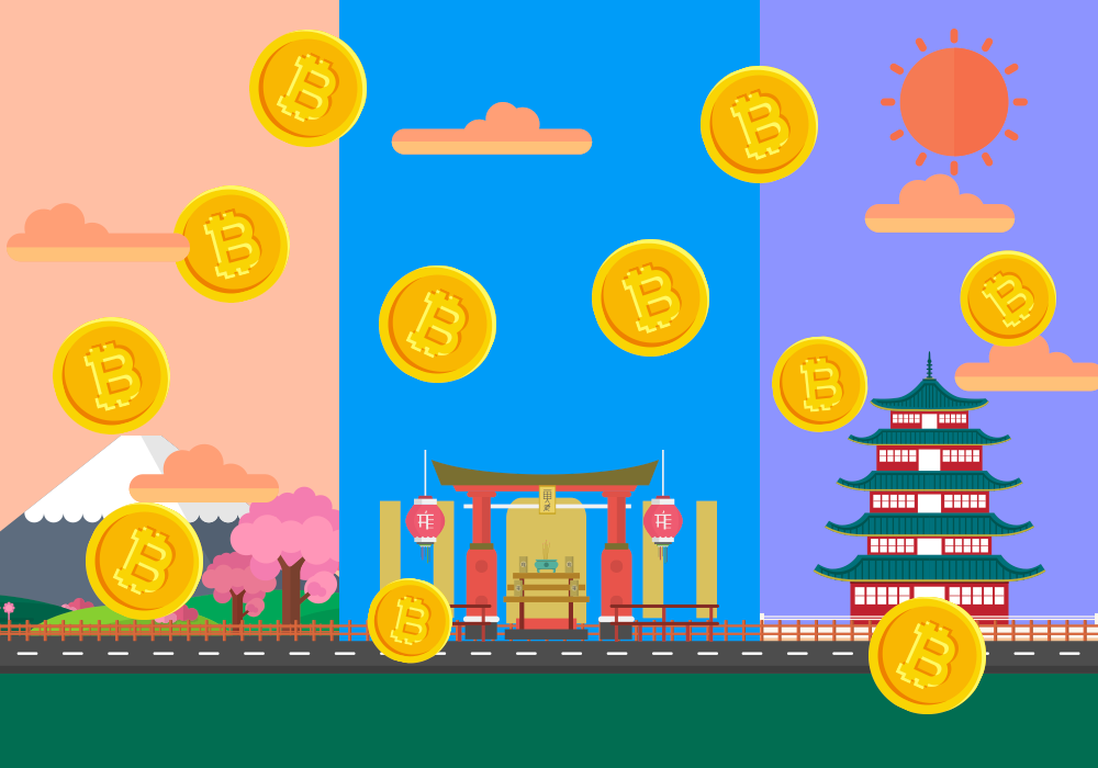 Asia Dominates Overall Bitcoin Adoption, Cryptocurrency Trading Up 706% YoY