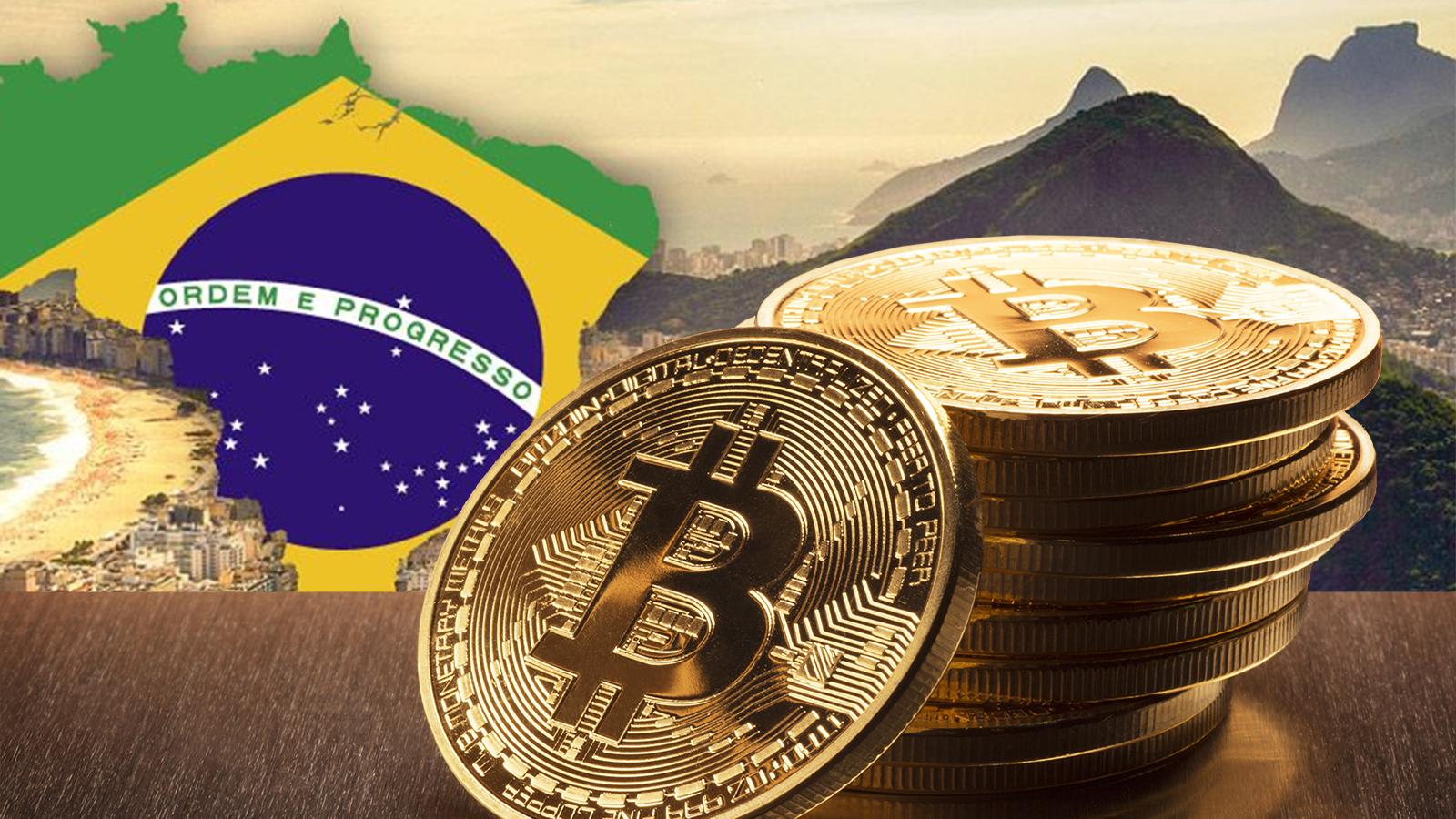 Brazil is very close to the official use of Bitcoin as the country's legal currency