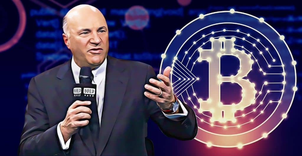 """""""Shark"""" Kevin O'Leary reveals more cryptocurrency investments than gold"""