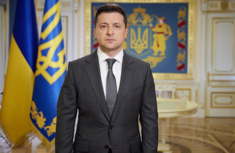 The president of Ukraine rejects the national cryptocurrency law and asks the parliament to amend